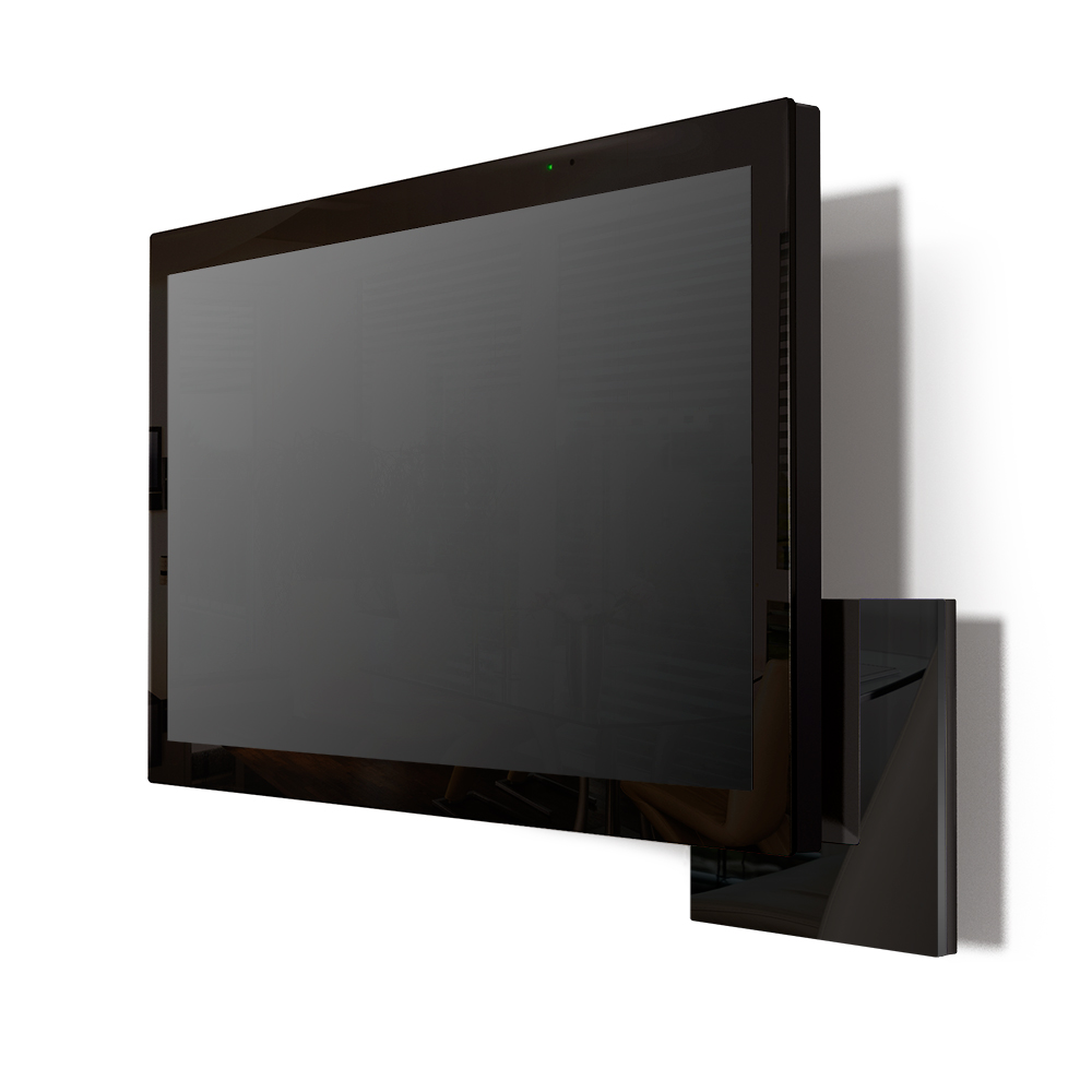 Touchpanel Windows Glas